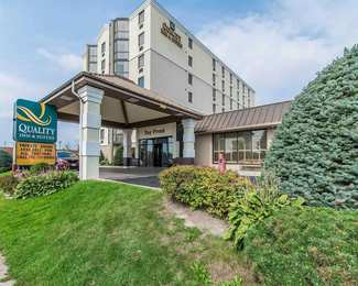 Quality Inn Bay Front Sault Ste Marie