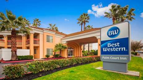 Best Western Palm Court Inn Modesto