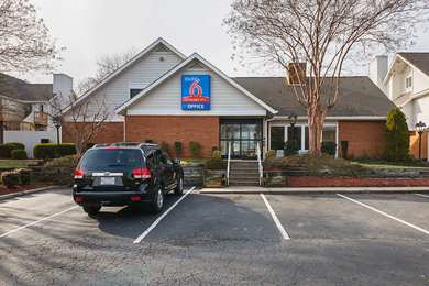 Studio 6 Extended Stay Hotel Greensboro
