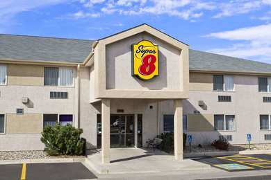 Super 8 Hotel COS Airport Colorado Springs