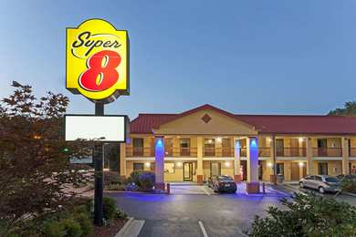 Super 8 Hotel Downtown Decatur