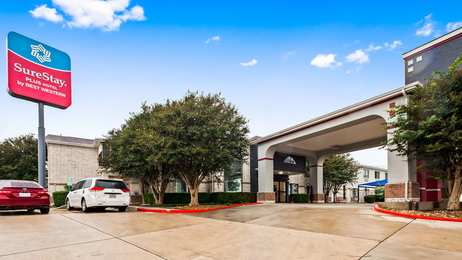 Super 8 Hotel Airport San Antonio
