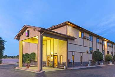 Super 8 Hotel Peterson AFB Colorado Springs