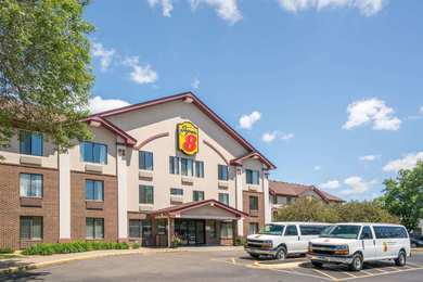 Super 8 Hotel Minneapolis Airport Bloomington
