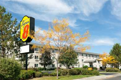 Super 8 Hotel Redmond