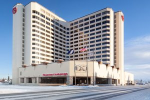 Sheraton Hotel Anchorage