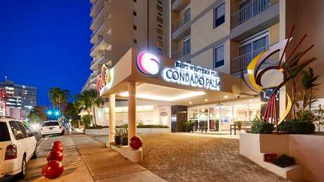 Best Western Plus Condado Palm Inn & Suites San Juan