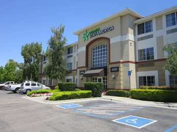 Extended Stay America Hotel Pleasanton