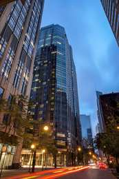 Hyatt Hotel Magnificent Mile Chicago
