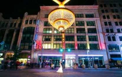 Wyndham Hotel at Playhouse Square Cleveland