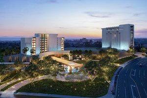 Marriott Hotel & Spa Newport Beach