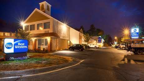 Best Western Hotel Rockland