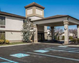 Quality Inn & Suites Morrisville
