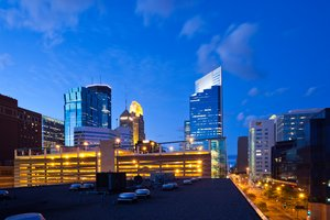 Holiday Inn Express Convention Center Minneapolis