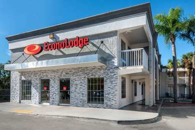 Econo Lodge Airport at RJ Stadium Tampa