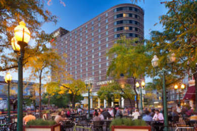 Courtyard by Marriott Hotel Downtown Minneapolis
