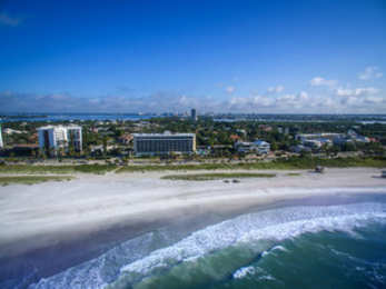 Holiday Inn Lido Beach Hotel Sarasota