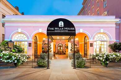 Mills House Wyndham Grand Hotel Charleston
