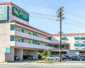 Quality Inn Airport Burbank