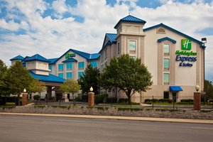 Holiday Inn Express Midway Airport Chicago