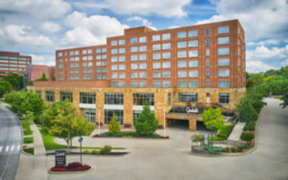 Marriott Hotel Kingsgate at University of Cincinnati