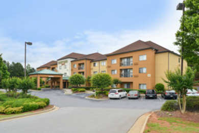 Courtyard by Marriott Hotel Suwanee