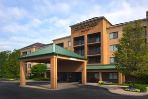 Courtyard by Marriott Hotel Middleburg Heights