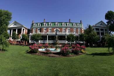 Martha Washington Inn Abingdon