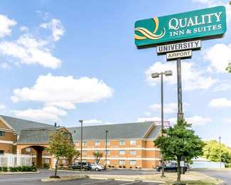 Quality Inn & Suites East Gaulbert Louisville