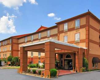 Quality Suites I-240 East Airport Memphis