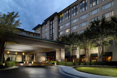 Marriott Hotel Alpharetta