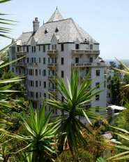 Chateau Marmont Hotel Hollywood
