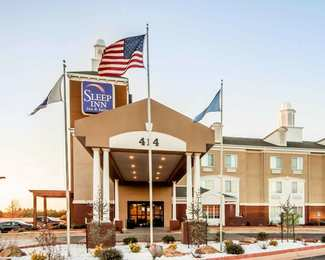 Sleep Inn & Suites Guthrie