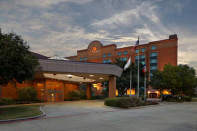 Marriott Hotel DFW Airport South Fort Worth