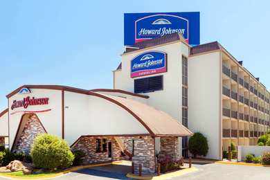 Howard Johnson Express Inn Arlington