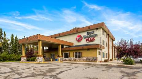 Best Western Plus Pioneer Park Inn Fairbanks