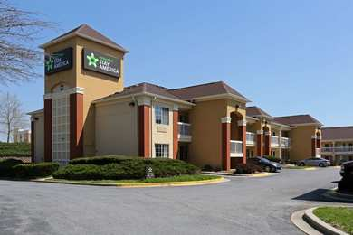 Extended Stay Hotel America BWI Linthicum