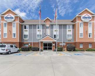Suburban Extended Stay Hotel Pensacola