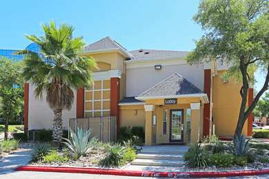 Extended Stay America Hotel Airport San Antonio