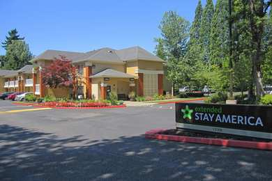 Extended Stay America Hotel Tigard