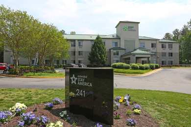 Extended Stay America Hotel Arboretum Richmond