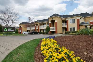 Extended Stay America Hotel McGavock Pike Airport Nashville