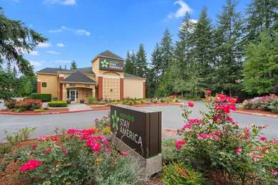 Extended Stay America Hotel Microsoft Campus Bellevue