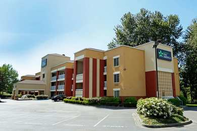 Extended Stay America Hotel Southcenter Tukwila