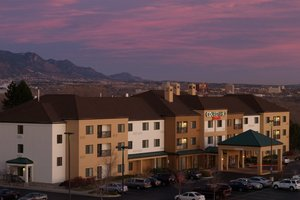 Courtyard by Marriott Hotel South Colorado Springs