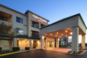 Courtyard by Marriott Hotel North Dayton