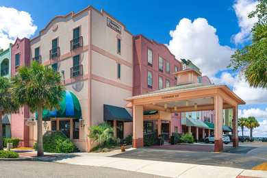 Hampton Inn & Suites Harbor Front Fernandina Beach