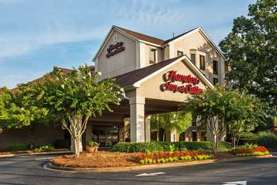 Hampton Inn & Suites Duncan