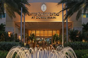 InterContinental Hotel Airport West Miami