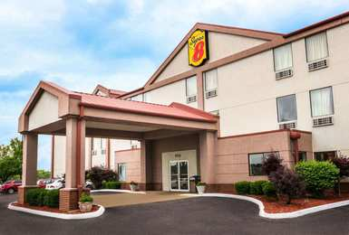 Super 8 Hotel Pevely